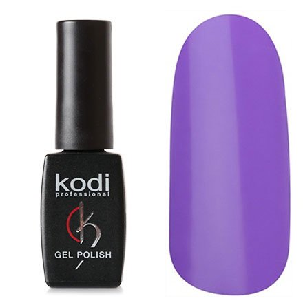 Kodi, Гель-лак № 140 (8ml)Kodi Professional <br>Гель-лак фиолетовый, плотный, 8мл.<br>