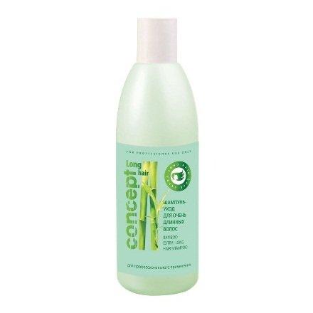 Concept, Шампунь-уход Live hair, д/очень длинных волос, 300 мл