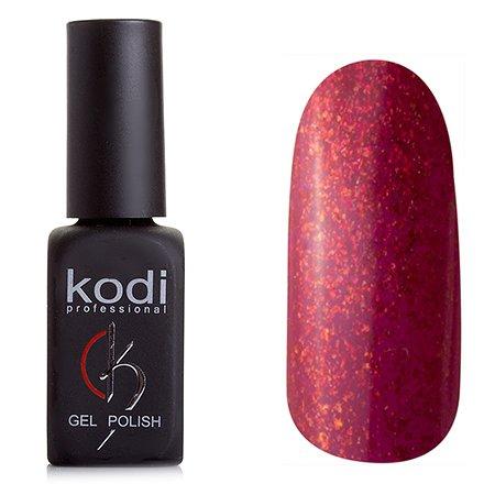 Kodi, Гель-лак № 91 (8ml)Kodi Professional <br>Гель-лаквишневый с микроблестками, плотный, 8мл.<br>