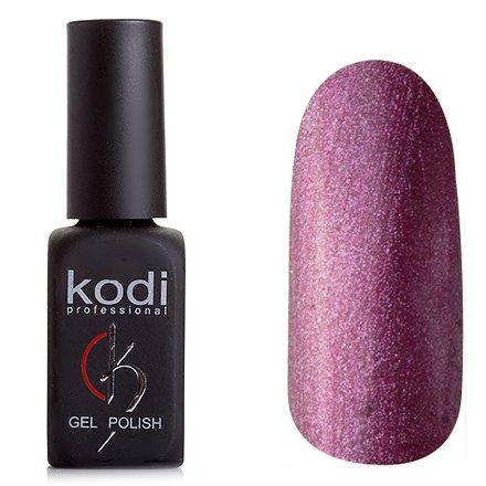 Kodi, Гель-лак № 93 (8ml)Kodi Professional <br>Гель-лактемный розово-сиреневый, перламутровый, с розовыми и серебряными микроблестками,плотный, 8мл.<br>