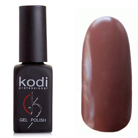 Kodi, Гель-лак № 96 (8ml)Kodi Professional <br>Гель-лак темно-кофейный оттенок,плотный, 8мл.<br>