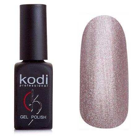Kodi, Гель-лак № 104 (8ml)Kodi Professional <br>Гель-лак легкая бронза с розовым оттенком,перламутром и блестками, плотный, 8мл.<br>