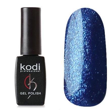 Kodi, Гель-лак № 115 (8ml)Kodi Professional <br>Гель-лак синий с блестками, плотный, 8мл.<br>