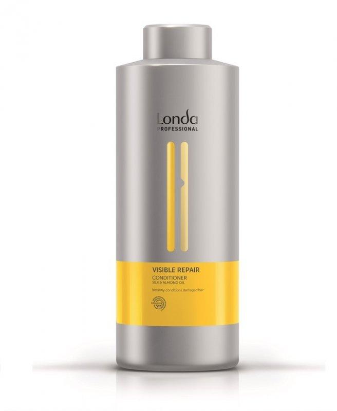 Londa, Кондиционер Visible Repair, для поврежденных волос, 1000 млБальзамы и Кондиционеры<br>Кондиционер для поврежденных волос Visible Repair, 1000 мл<br>