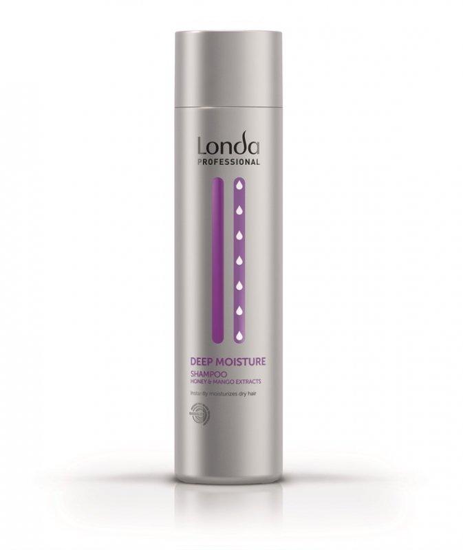 Londa, Шампунь Deep Moisture, увлажняющий, 250 мл (Londa Professional)