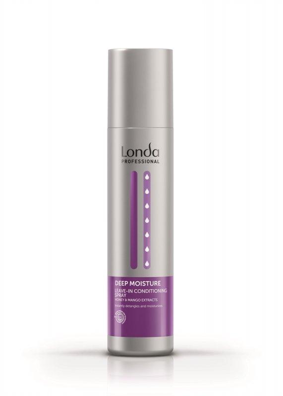 Londa, Спрей-кондиционер Deep Moisture, увлажняющий, 250 мл (Londa Professional)