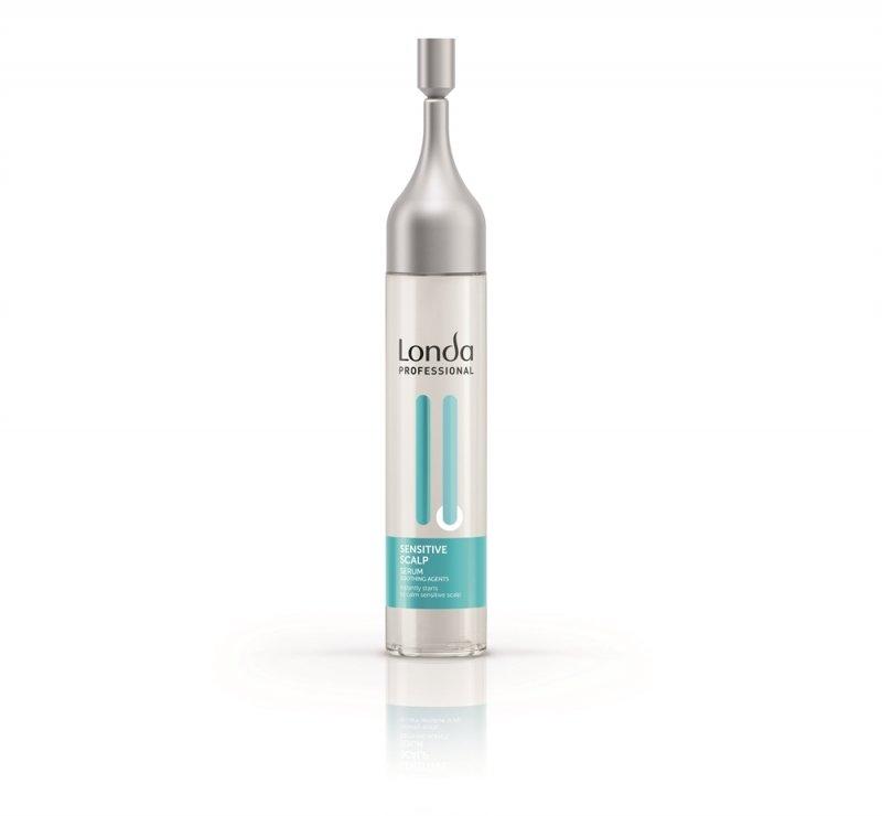 Londa, Сыворотка Sensitive Scalp, для чувствительной кожи головыЛечебные средства <br>Сыворотка для чувствительной кожи головы Sensitive Scalp, в упаковке 6 ампул/10 мл<br>