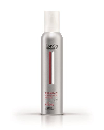 Londa, Пена EXPAND IT, д/укладки волос сильной фиксации (Londa Professional)