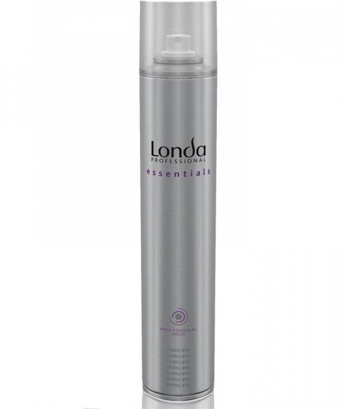 Londa, Лак Essentials для волос, 500 млСредства для укладки<br>Профессиональный лак для волос Essentials, 500 мл<br>