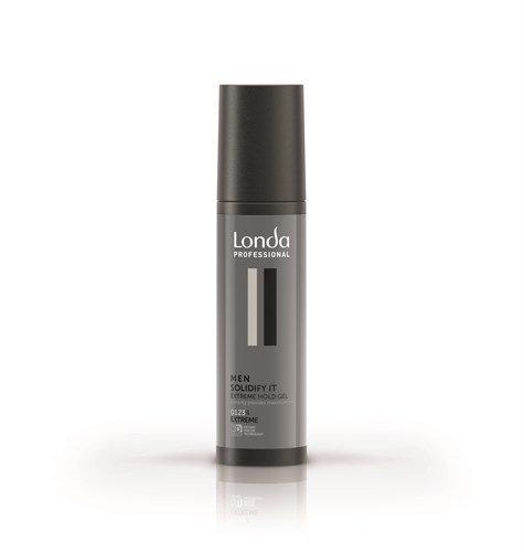Londa, Гель SOLIDIFY IT для укладки волос экстремальной фиксации (Londa Professional)