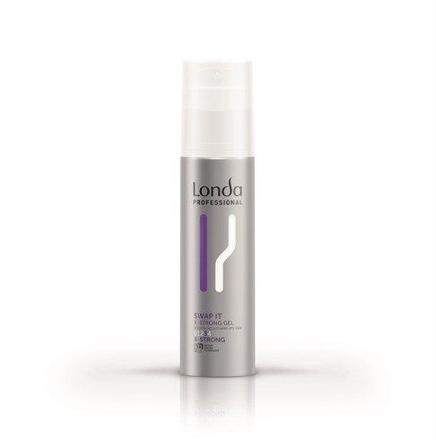 Londa, Гель SWAP IT для укладки волос экстрасильной фиксации (Londa Professional)