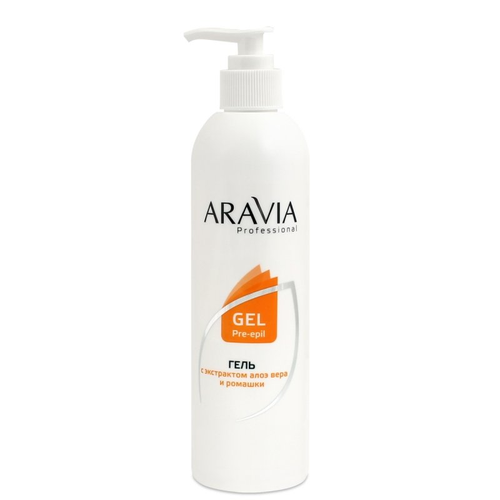 Aravia, Гель перед депиляцией, 300 мл (Aravia Professional)