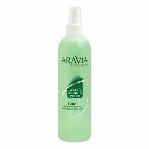 Aravia, Вода косметическая с мятой и витаминами, 300 мл (Aravia Professional)