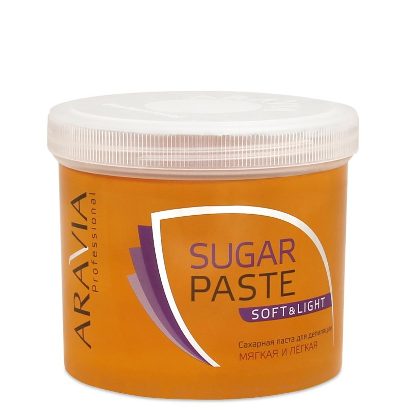 сахарная паста aravia professional для депиляции