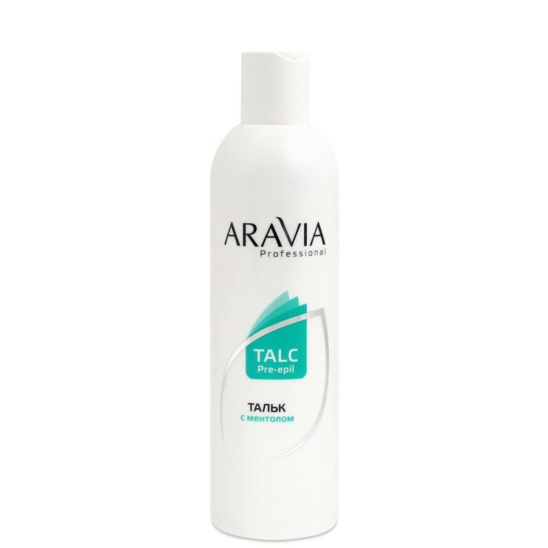 Aravia, Тальк для восковой депиляции с ментолом, 200 мл (Aravia Professional)