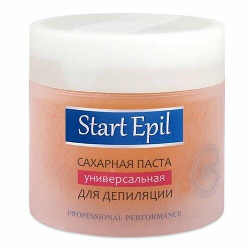 Start Epil, Сахарная паста д/шугаринга Универсальная, 400 г