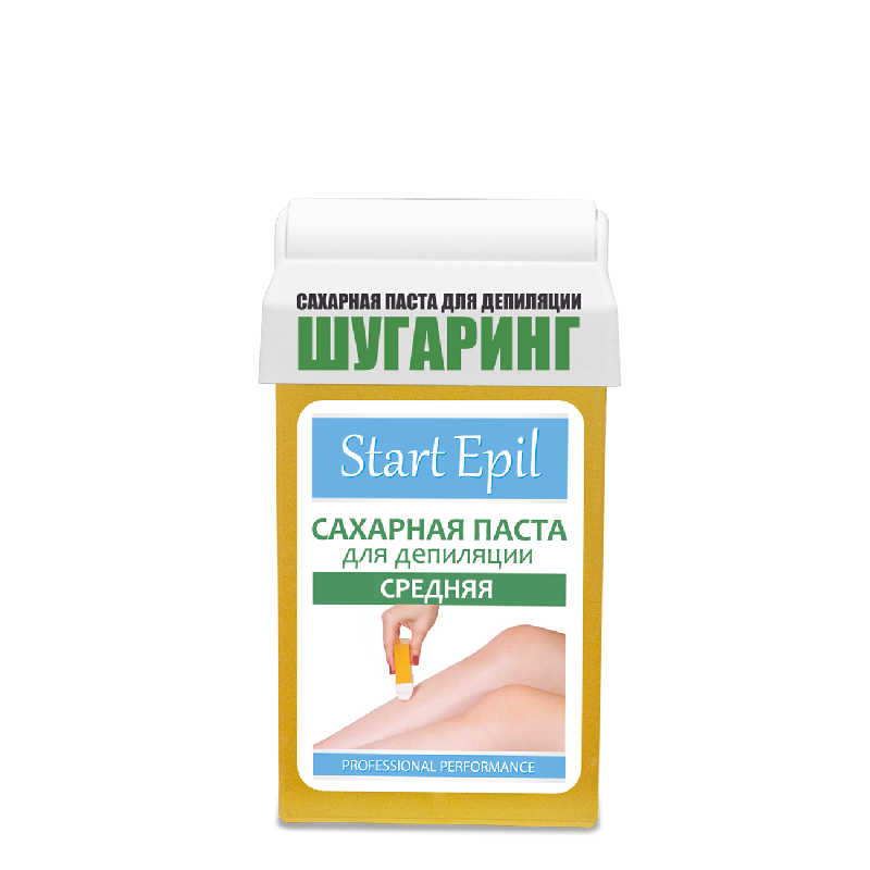 Start Epil, Сахарная паста д/шугаринга в картридже