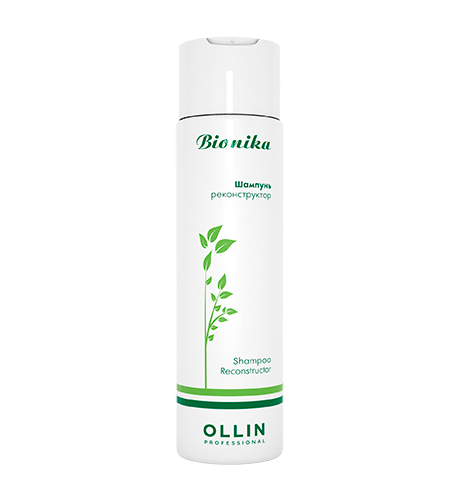 Ollin, Шампунь BioNika, реконструктор, 250 мл (Ollin Professional)