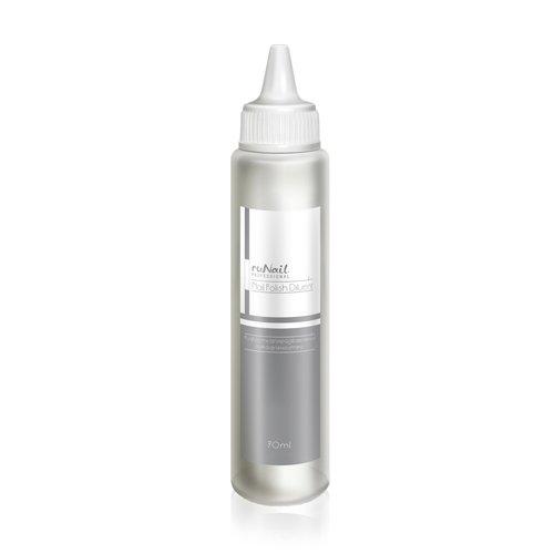ruNail, Жидкости для разбавления лака для ногтей (70 мл.)Жидкости для снятия<br>Жидкость используется для разбавления загустевшего лака для ногтей.<br>