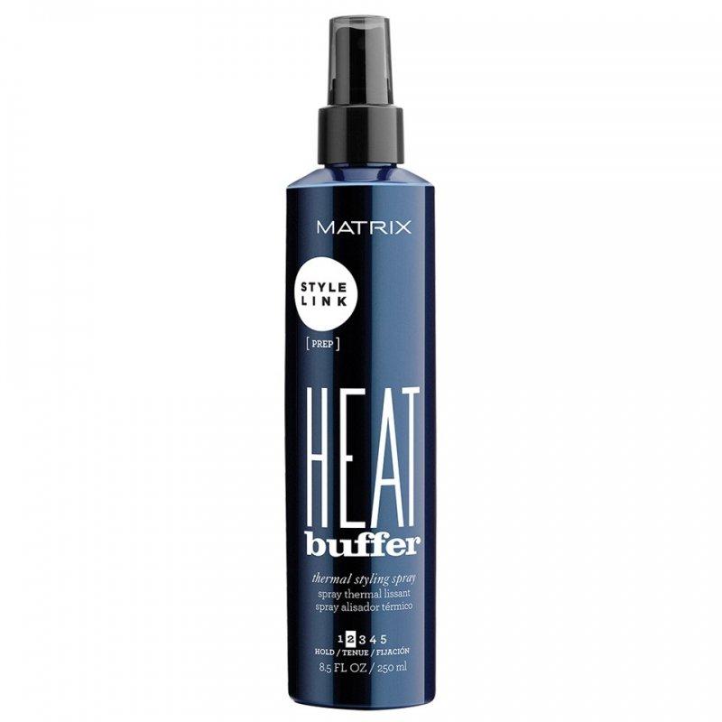 Matrix, Спрей Style Link, термозащитный, 250 млСредства для укладки<br>Спрей защищает волосы от воздействия высоких температур<br>