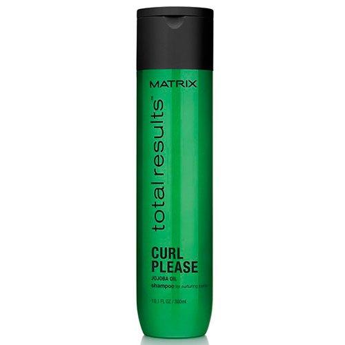 Matrix, Шампунь Curl Please, для вьющихся волос, 300 млШампуни<br>Увлажняет волнистые и кудрявые волосы, предотвращает образование пушистости<br>