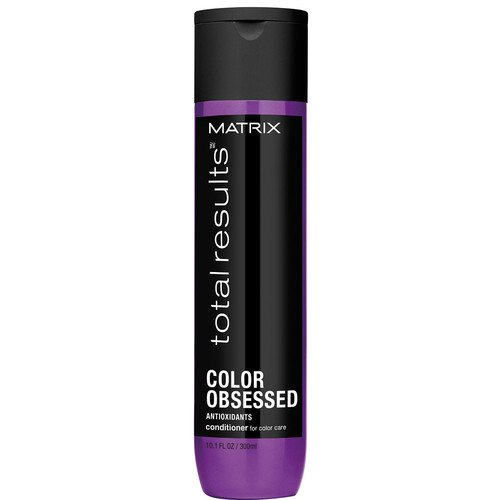 Matrix, Кондиционер Color Obsessed, для окрашенных волос, 300 млБальзамы и Кондиционеры<br>Защищает от выцветания и сохраняет насыщенность цвета окрашенных волос<br>