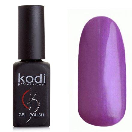 Kodi, Гель-лак № 142 (7ml)Kodi Professional <br>Гель-лак фиолетовый с перламутром, плотный,7мл.<br>
