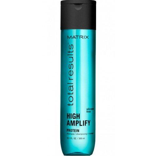 Matrix, Шампунь High Amplify, для объема волос, 300 млШампуни<br>Приподнимает структуру тонких, мягких волос, придавая им объём<br>