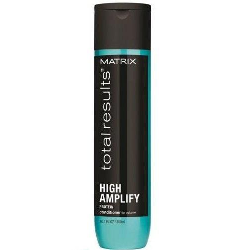 Matrix, Кондиционер High Amplify, для объема, 300 млБальзамы и Кондиционеры<br>Приподнимает структуру тонких, мягких волос, придавая им объём<br>