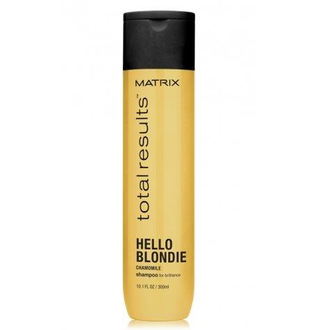 Matrix, Шампунь Hello Blondie, д/сияния светлых волос, 300 мл