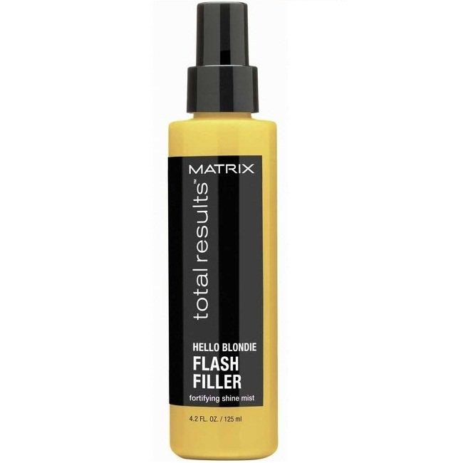 Matrix, Спрей-вуаль Hello Blondie, для сияния светлых волос, 125 млСпреи<br>Укрепляет волосы, помогая сохранить насыщенность цвета светлых волос<br>