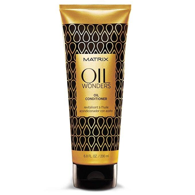 Matrix, Кондиционер Oil Wonders, с марокканским аргановым маслом, 200 млБальзамы и Кондиционеры<br>Кондиционер, возвращает волосам дисциплину, делает их мягкими на ощупь<br>