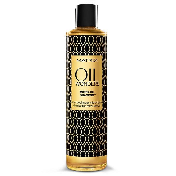 Matrix, Шампунь Oil Wonders, с микро-каплями марокканского арганового масла, 300 мл