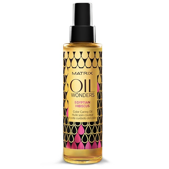 Matrix, Масло Oil Wonders, д/окрашен. волос Египетский Гибискус, 125 млМасло для волос<br>Масло для защиты цвета окрашенных волос содержит экстракт Египетского гибискуса<br>