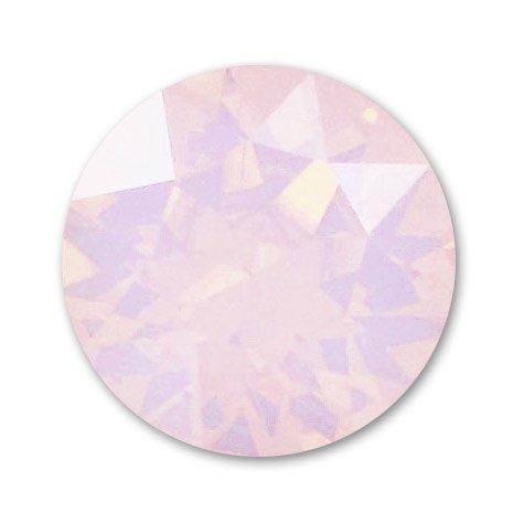 NelTes, Стразы для дизайна ногтей - Rose Opal 1,0 мм (30 шт.)