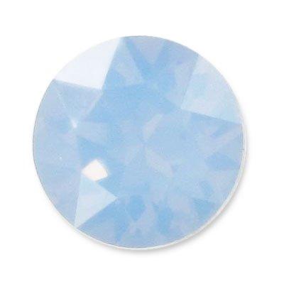 NelTes, Стразы для дизайна ногтей - Blue Opal 1,5 мм (30 шт.)