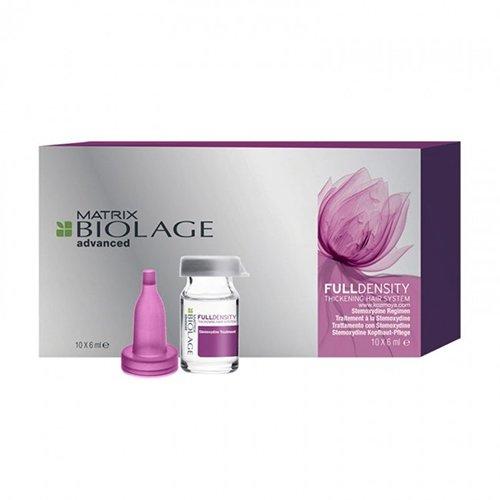 Matrix, Biolage Тоник-уход Full Density, со стемоксидиномЛечебные средства <br>Комплекс для уплотнения волос, 10шт/6мл<br>
