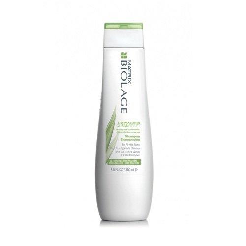 Matrix, Biolage Шампунь Cleanreset, для жирной кожи головы, 250 млШампуни<br>Интенсивно очищает волосы, не иссушая их<br>