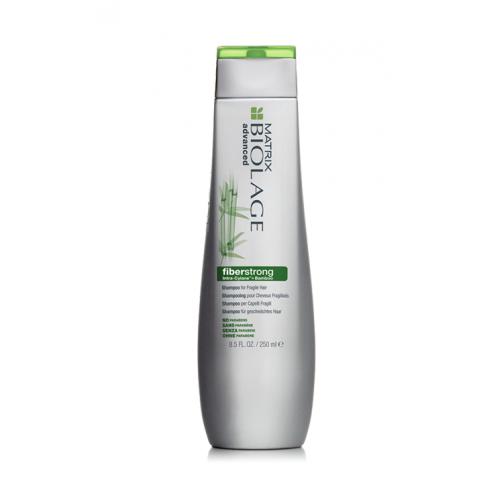 Matrix, Biolage Шампунь Fiberstrong, для укрепления ломких и ослабленных волос, 250 млШампуни<br>Укрепляет ослабленные, поврежденные волосы. Без парабенов<br>