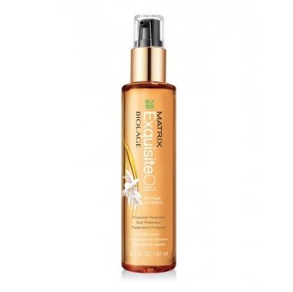 Matrix, Biolage Масло Exquisite Oil, питающее д/всех типов волос, 92 мл