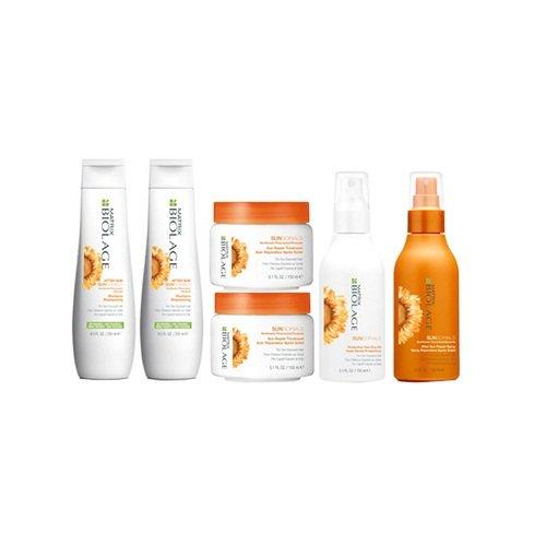 Matrix, Biolage Набор BOM SunsorialsШампуни<br>Набор средств для защиты волос от негативного воздействия ультрафиолета<br>