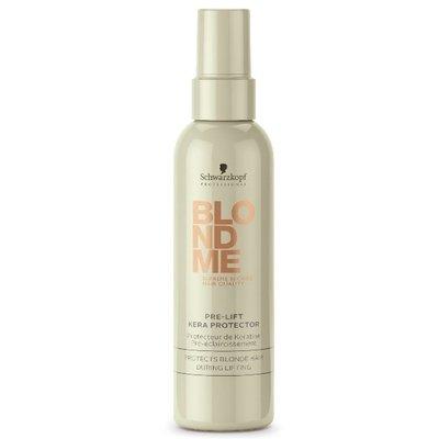 Schwarzkopf, Спрей BlondMe, защитный кератиновый, 150 млСпреи<br>Спрей выравнивает, кондиционирует и защищает структуру волос в процессе обесцвечивания<br>