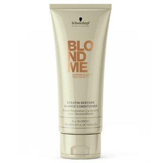 Schwarzkopf, Шампунь BlondMe, кератиновое восстановление, 250 млШампуни<br>Шампунь подходит для ежедневного очищения осветленных волос<br>