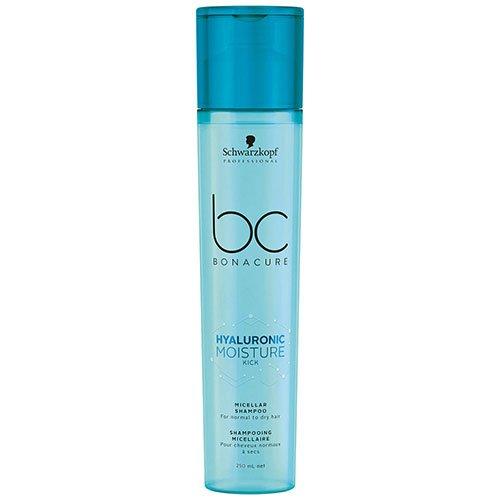 Schwarzkopf, Шампунь BC Moisture Kick, интенсивное увлажнение, 250 млШампуни<br>Увлажняющий шампунь для нормальных или сухих, ломких или кудрявых волос<br>