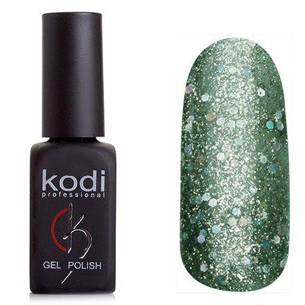 Kodi, Гель-лак № 149 (8ml)Kodi Professional <br>Гель-лакчерно-болотный, с большим количеством серебряных мелких блесток, с добавлением крупных голографических блесток, плотный, 8мл.<br>