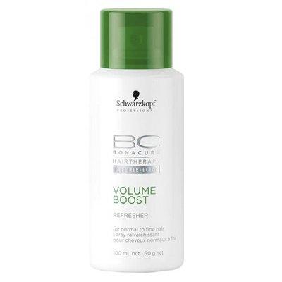 Schwarzkopf, Спрей BC Volume Boost, освежающий, 100 млСпреи<br>Освежающий спрей, придающий объем тонким и слабым волосам<br>