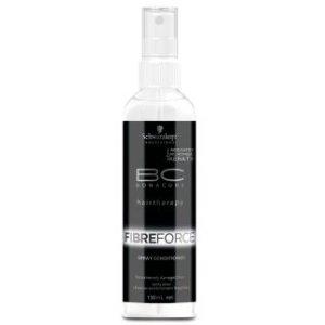 Schwarzkopf, Спрей-кондиционер BC Fibre Force, уплотняющий, 150 млСпреи<br>Спрей-кондиционер возрождает прочность и эластичность волос<br>