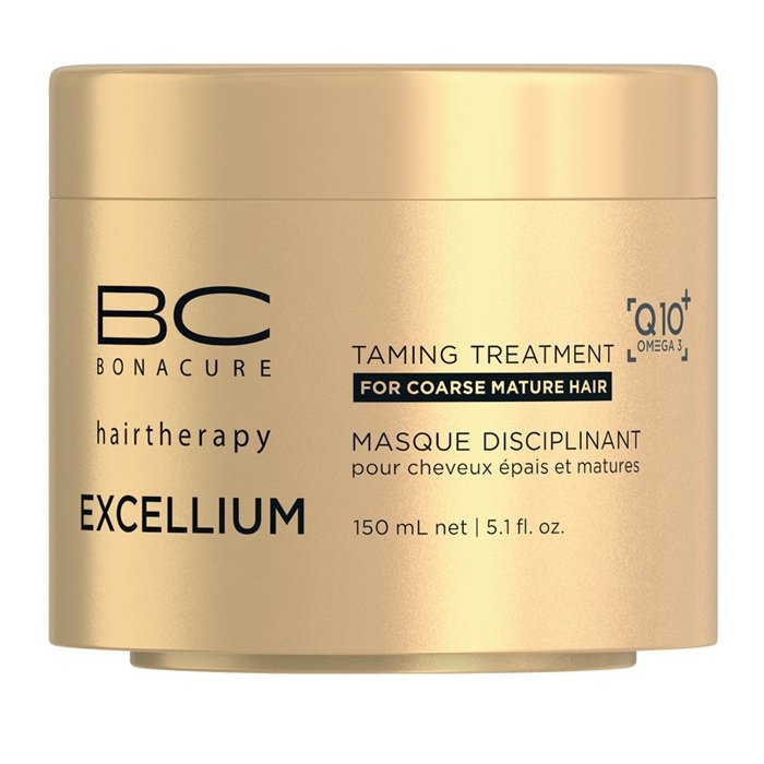 Schwarzkopf, Маска BC Excellium, смягчающая, 150 млМаски для волос<br>Смягчающая маска восстанавливает, питает и смягчает зрелые волосы<br>