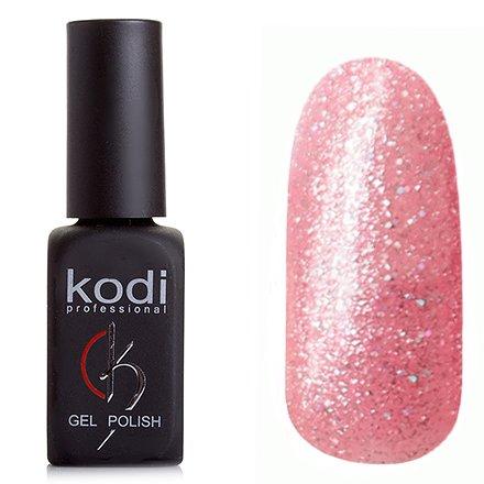 Kodi, Гель-лак № 164 (8ml)Kodi Professional <br>Гель-лакрозовый перламутр с серебряными и голографическими блестками, плотный.<br>