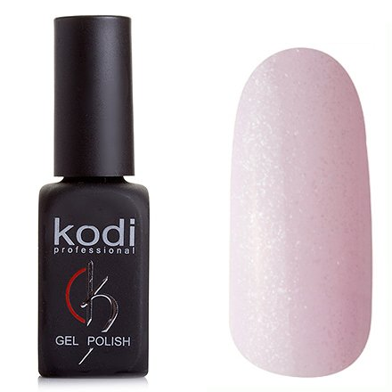 Kodi, Гель-лак № 165 (8ml)Kodi Professional <br>Гель-лакнежно-розовый с голографическими блестками, плотный, 8мл.<br>